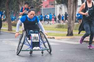 Herausforderung Rollstuhl